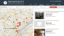 Prosperity. Selling and buying real estate
