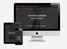 Персональный Веб-сайт Фрилансера