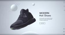 Реклама магазина одежды (пример работы)