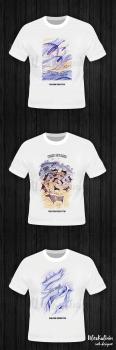 Дизайн футболок. Сувениры