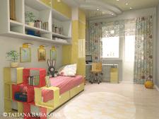 Дизайн проект квартира г.Ирпень 01