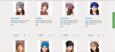 Сайт одежды на OpenCart