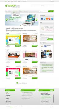 Сайт шаблонов_WordPress