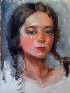 Портрет девочки (копия)