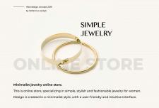 Інтернет-магазин Simple Jewelry