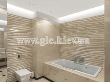 Квартира в Будапеште. Ванная комната
