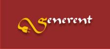 Логотип для фино-российской компании Generent.ru
