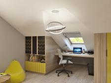 3D visualization детская комната для мальчика