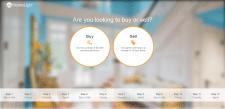 Верстка сайта аренды аппартаментов на Bootstrap3