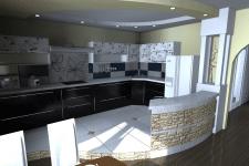 Кухня-їдальня