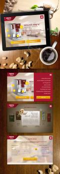 Приложение для продажи кофе и кофемашин