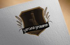 Логотип - Барська Броварня