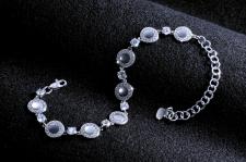 Фотосъемка и ретушь серебряного браслета