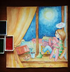 Девочка с мечтой
