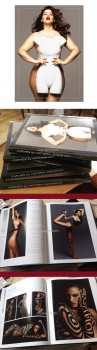 CURVES ART PHOTOGRAPHY BOOK (Victoria Janashvili)