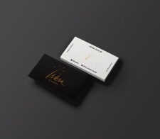 Логотип и дизайн визитки