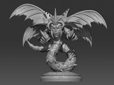 Yu-Gi-Oh dragon