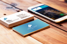 Дизайн визиток ЖК Smart Plaza