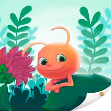 Big Bug Who Loves to Hug