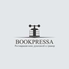 Логотип BOOKPRESSA