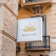 Логотип для салона красоты в Вене