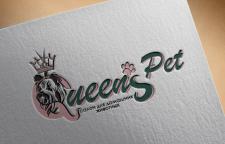 """Логотип """"QueensPet"""""""