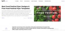 Food Festival Flyer Designs & Free Food Festi