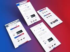 Сайт и мобильное приложение для TTC