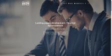 AllIn Digital / Лендинг, собственная студия