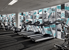 Ark SPA Palace Fitness Club Interior Prints