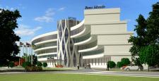 Проект гостиницы Бомонд в г. Днепр