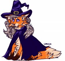 Лиса-ведьма