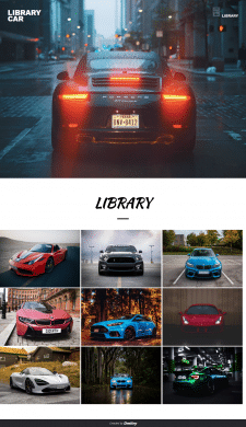 LibraryCar