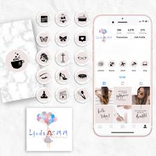 Иконки и Сториз для Инстаграм