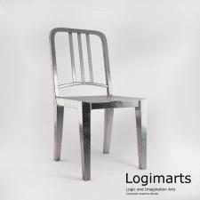Моделирование и 3D визуализация. Стул