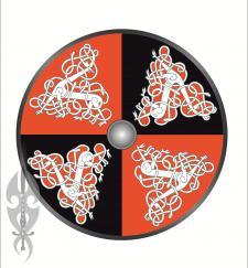 круглый щит