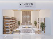Проект для торговой марки Mirson Premiu line