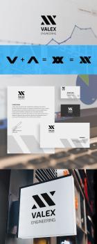 Разработка логотипа для Valex