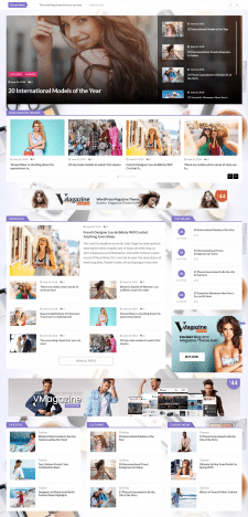 Fashion интернет-журнал
