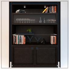 3д модель шкафа