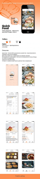 Recipe application IOS App Design