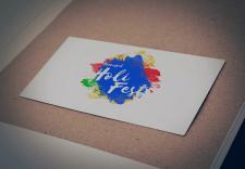 """Логотип для фестивалю фарб """"Ternopil Holi Fest"""""""