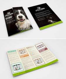 Lithe & Limber. Витамины для собак. Буклет