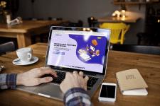 Дизайн сайта для OnStudy