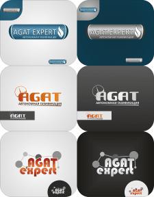 Логотип Агат