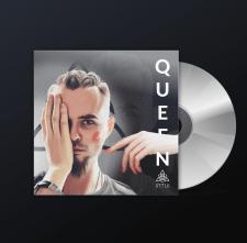 Обложка музыкального альбома