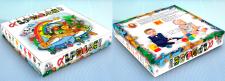 Дизайн упаковки для детской игры