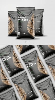 Упаковка «Wood Pellets»