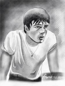 Digital Sketch (Portrait)