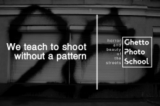 Ghetto Photo School | Web Banner